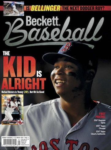 Beckett Baseball Preview
