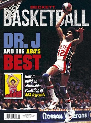 Beckett Basketball Magazine Preview