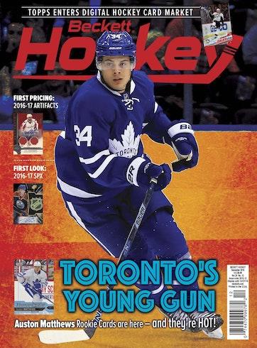Beckett Hockey Preview