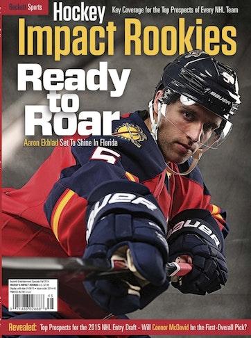 Beckett Hockey Magazine Preview