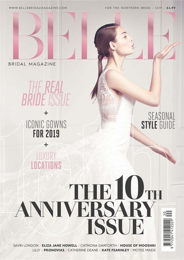 Belle Bridal Magazine Preview