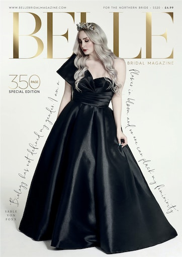 Belle Bridal Magazine Preview
