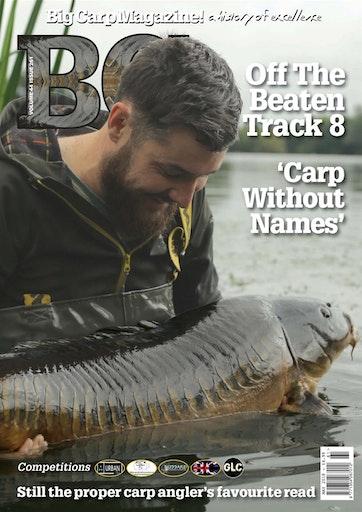 Big Carp Magazine Preview