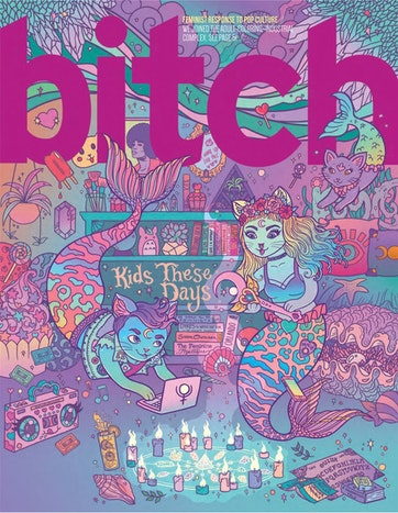Bitch Magazine Preview