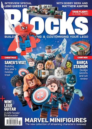 Blocks Magazine Preview