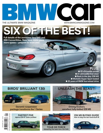 BMW Car Preview