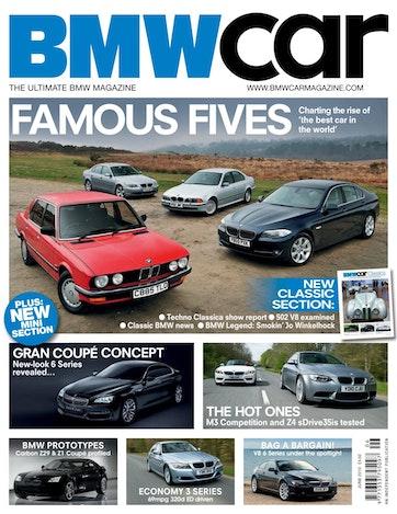 BMW Car Preview