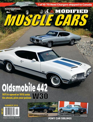 Muscle Cars Preview