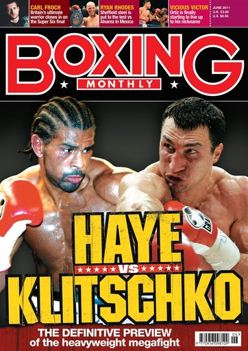 Boxing Monthly Preview