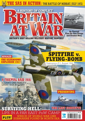Britain at War Magazine Preview