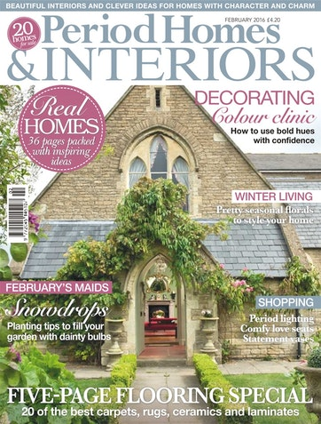 British Period Homes Preview