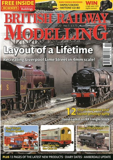British Railway Modelling Preview