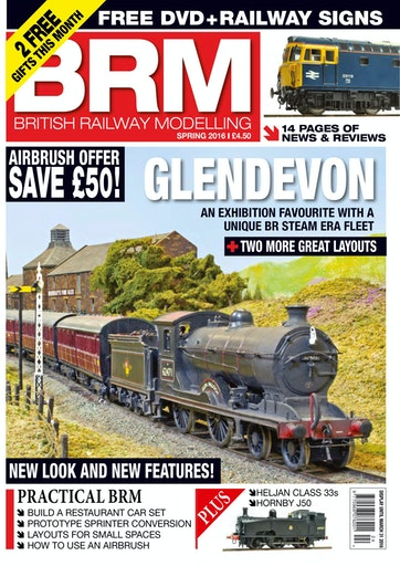 British Railway Modelling (BRM) Preview