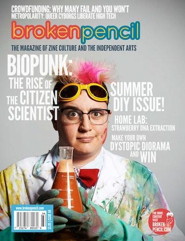 Broken Pencil Preview