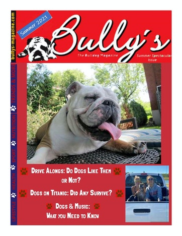 Bully's - The Bulldog Magazine Preview