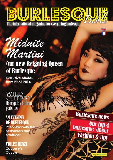 Burlesque Bible Preview