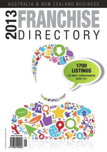 Business Franchise Directory Preview