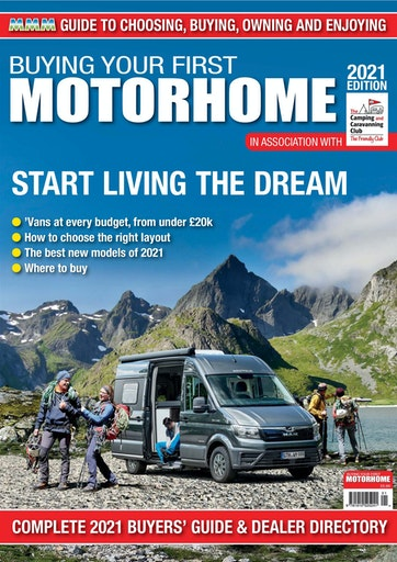Buying Your First Motorhome Preview