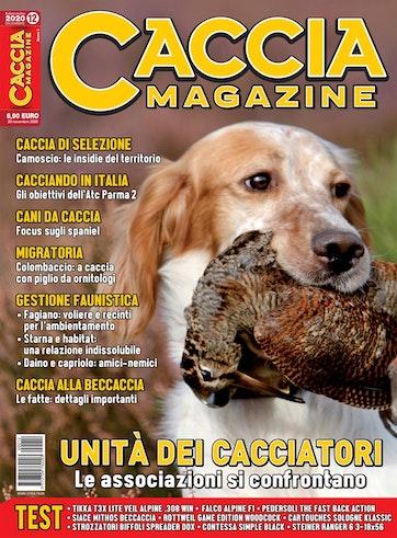 Caccia Magazine Preview