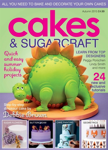 Cakes & Sugarcraft Preview