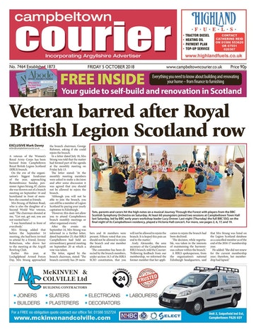 Campbeltown Courier Preview