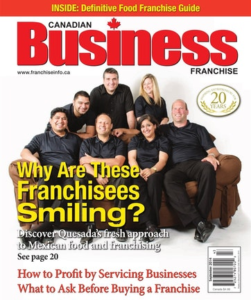 Canadian Business Franchise Preview