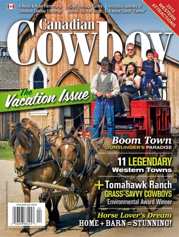 Canadian Cowboy Country Preview