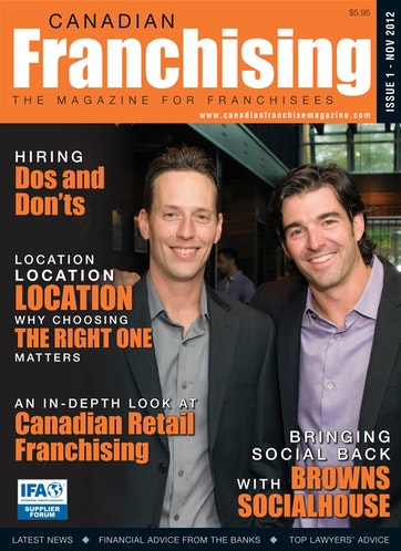 Canadian Franchising Preview