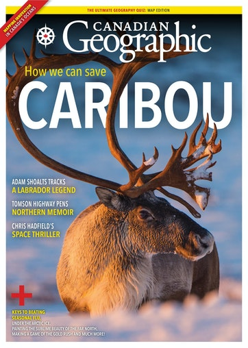 Canadian Geographic Preview