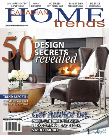 Canadian Home Trends Preview