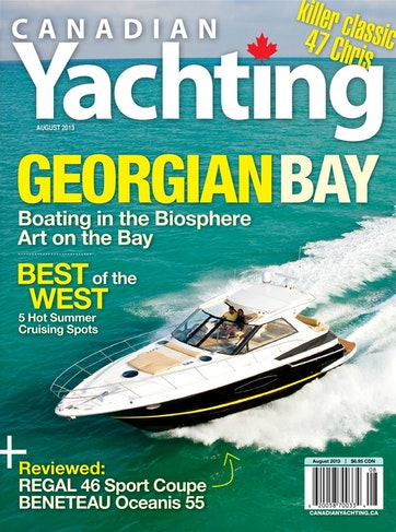Canadian Yachting Preview