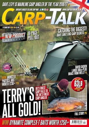 Carp-Talk Preview