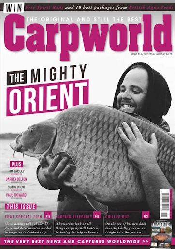 Carpworld Preview