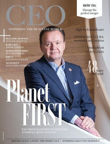 The CEO Magazine EMEA Preview