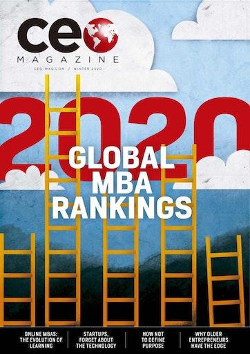 CEO Magazine Preview