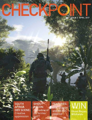 Checkpoint Magazine Preview