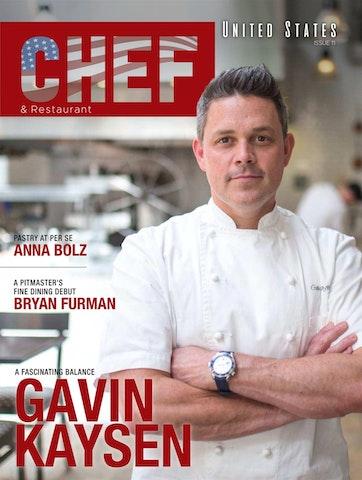 Chef & Restaurant USA Magazine Preview