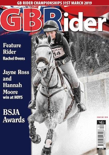 GB Rider Magazine Preview