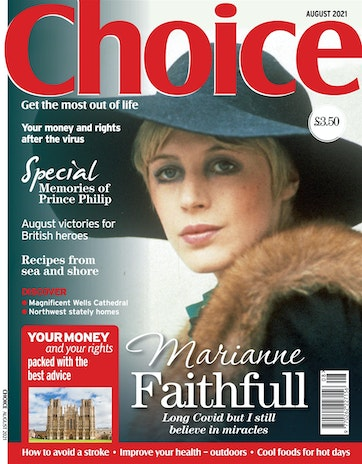 Choice Magazine Preview