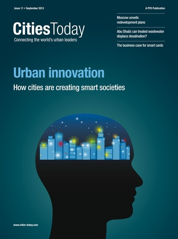 Cities Today Preview