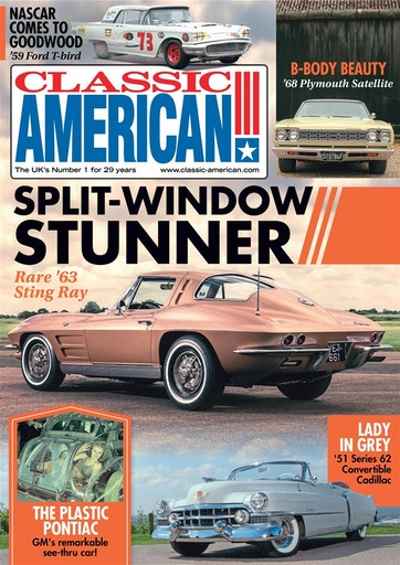 Classic American Magazine Preview