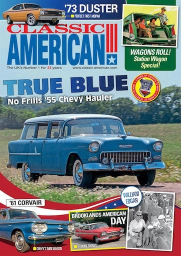 Classic American Magazine Preview