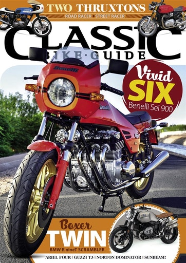 Classic Bike Guide Preview