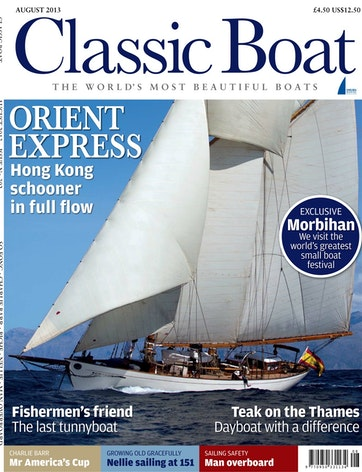 Classic Boat Preview
