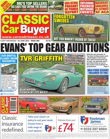 Classic Car Buyer Preview