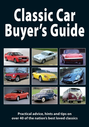 Classic Car Buyer's Guide Preview