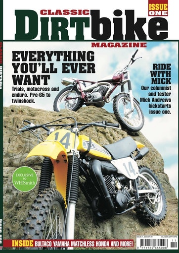 Classic Dirt Bike Preview