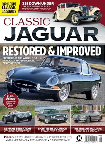 Classic Jaguar Preview