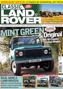 Classic Land Rover Magazine Discounts