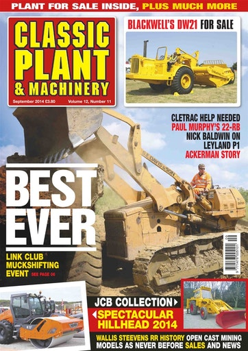 Classic Plant & Machinery Preview